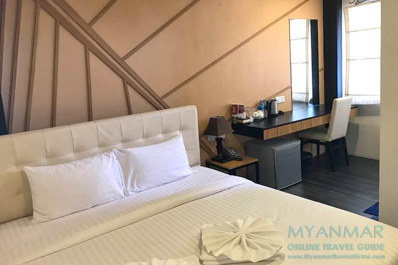 Myanmar Reisetipps | Ye | Hotel Shwe Taung Gyar