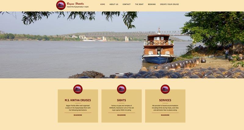 Startseite von Bagan Flotilla