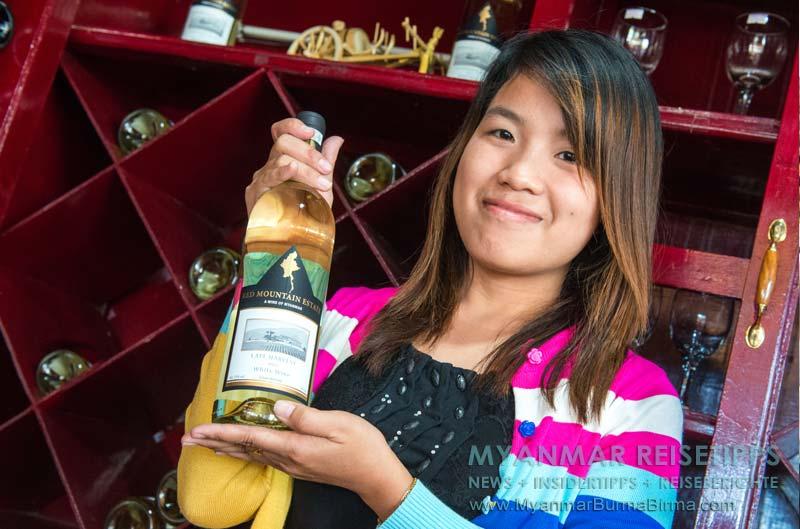 Myanmar Reisetipps | Inle-See und Indein | Weinprobe im Red Mountain Estate