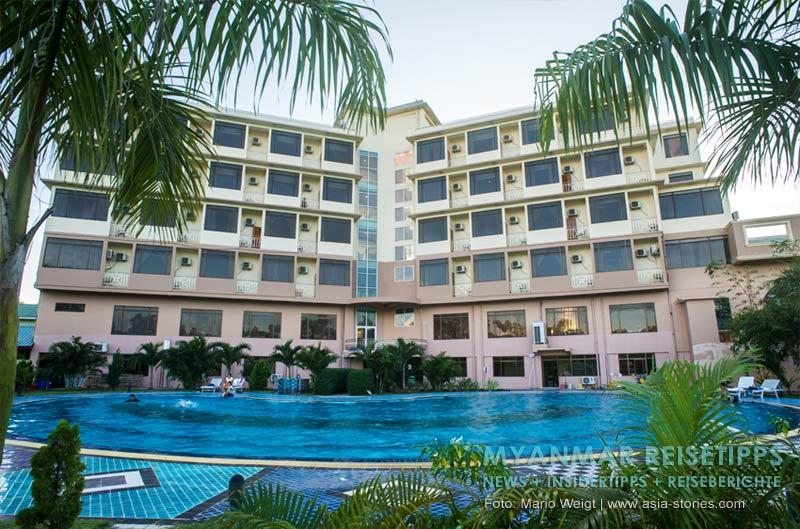 Myanmar Reisetipps | Magwe | Nan Htike Thu Hotel