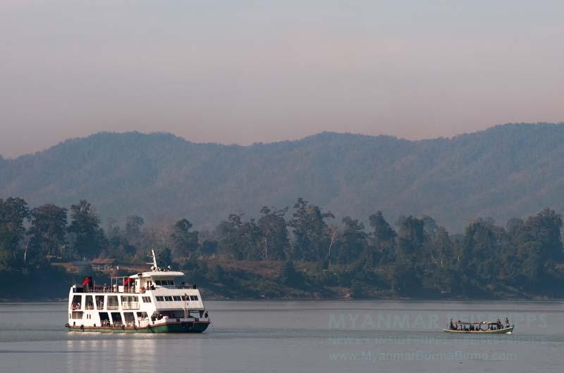 Myanmar Reisetipps | Bhamo | Anreise mit der IWT-Fähre von Mandalay