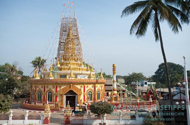 Myanmar Reisetipps | Bhamo | Kloster Gaung U