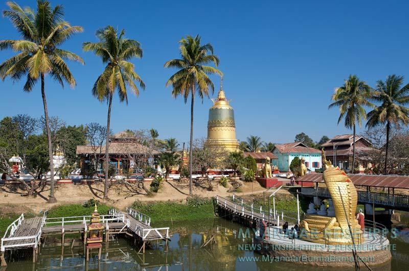 Myanmar Reisetipps | Bhamo | Theindawgyi-Pagode