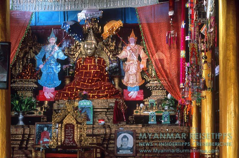 Myanmar Reisetipps | Pankam nahe Hsipaw | Festival der Volksgruppe Palaung