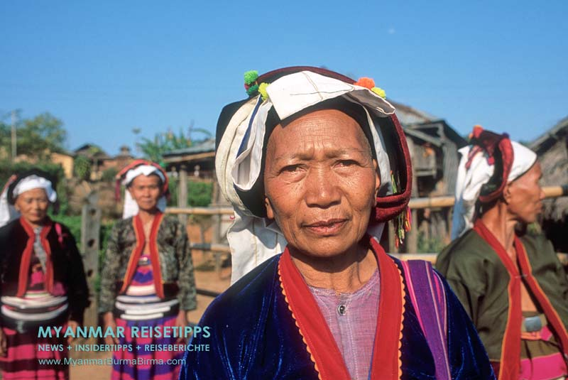 Myanmar Reisetipps | Palaung Festival
