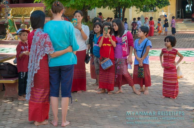 Myanmar Reisetipps   Als Frau allein durch Myanmar reisen