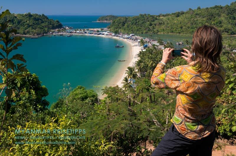 Myanmar Reisetipps | Ausflug an die Strände auf der Halbinsel Dawei