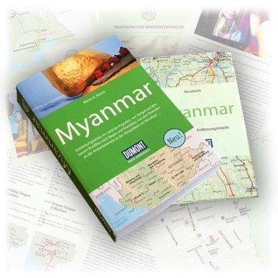 Reiseführer Myanmar DuMont