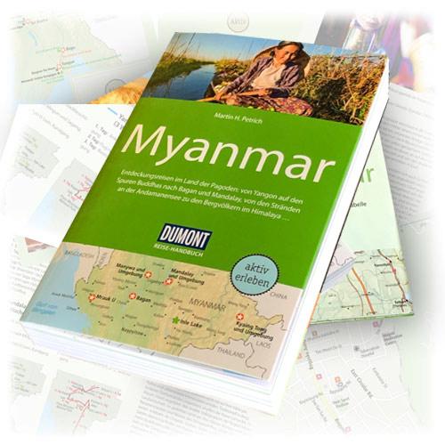 Reisefuehrer Myanmar Dumont
