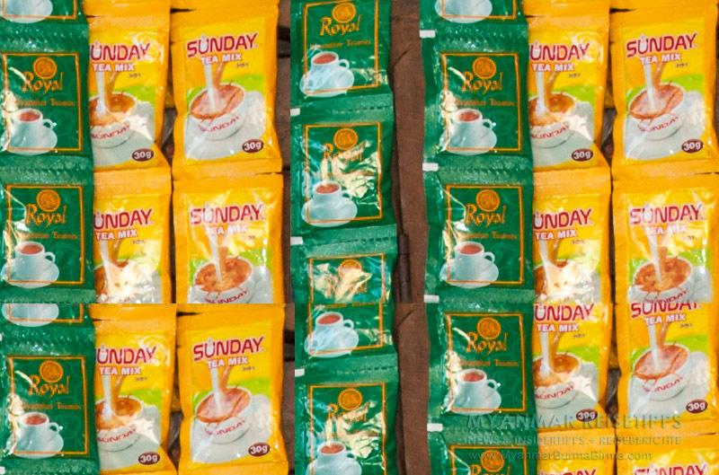 Myanmar Reisetipps | Getränke | Instant Coffee und Tea