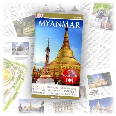 Reiseführer Myanmar Vis-a-Vis