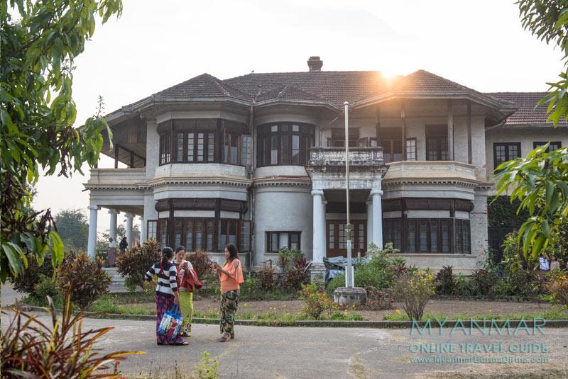 Myanmar Reisetipps | Hsipaw | Shan Palast (Haw Sao Pha)