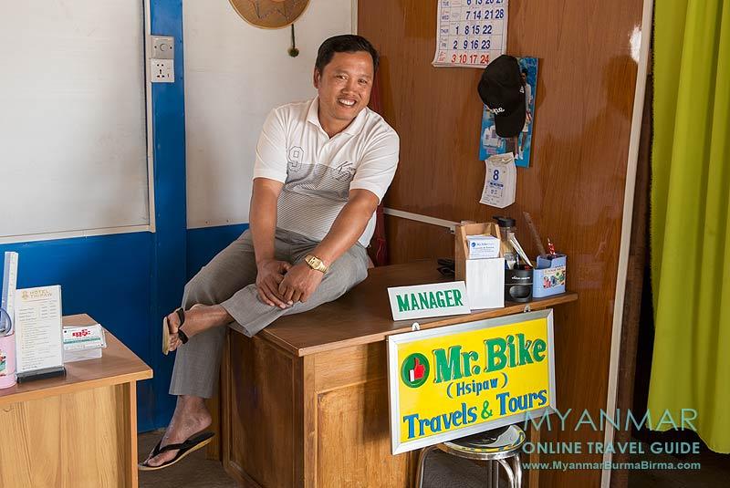 Myanmar Reisetipps | Hsipaw | Trekking mit Mr. Bike