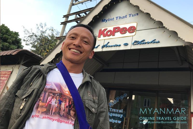 Myanmar Reisetipps | Hsipaw | Trekking nach Pankam mit den Dorfchef O Moung