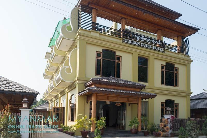 Myanmar Reisetipps | Hsipaw | Golden Guest Hotel