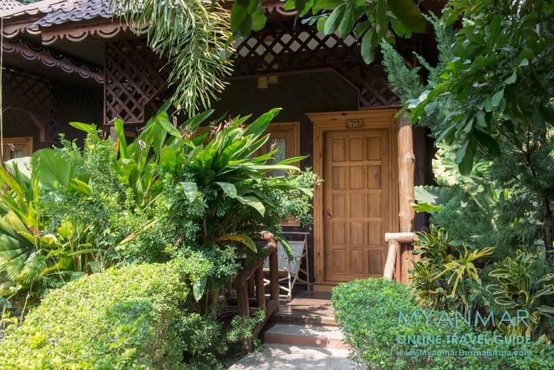 Myanmar Reisetipps | Hsipaw | Tai House Resort