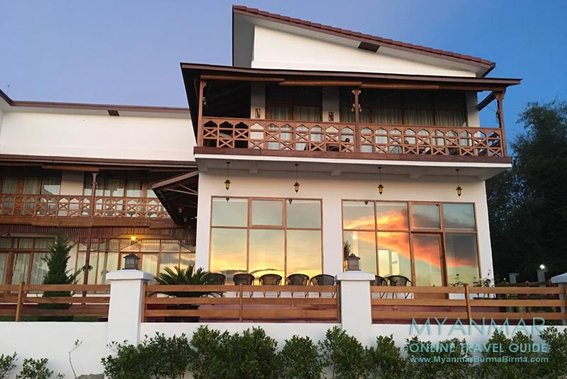 Tipps für Loikaw in Myanmar - Loikaw Lodge