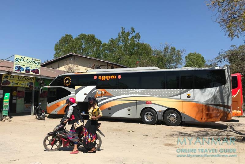 Myanmar Reisetipps   Loikaw   Busbahnhof