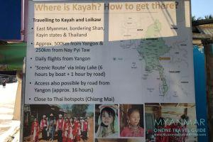 Myanmar Reisetipps   Loikaw   Travel Agency