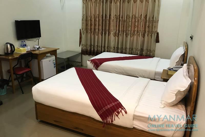 Myanmar Reisetipps   Loikaw   Hotel Mingalar