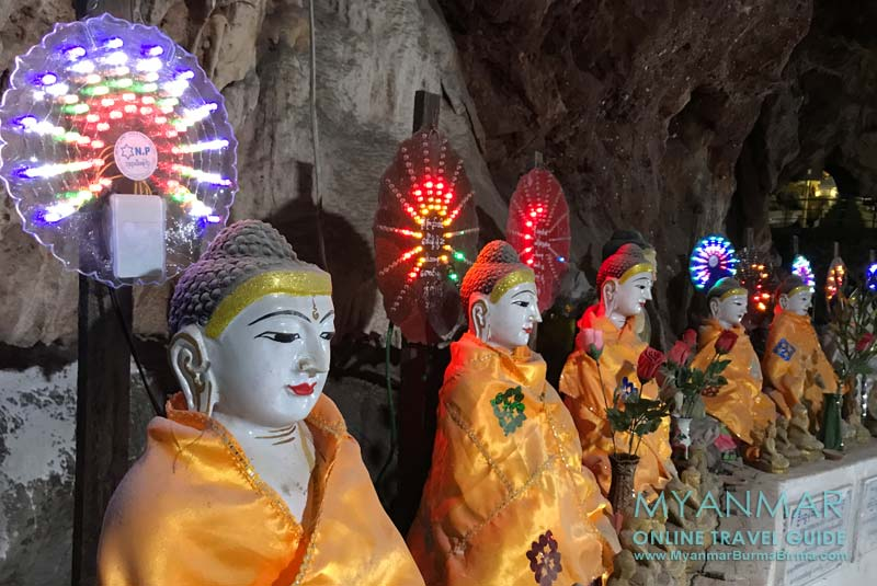 Myanmar Reisetipps   Loikaw   Höhle Loi Ka Mu Gu