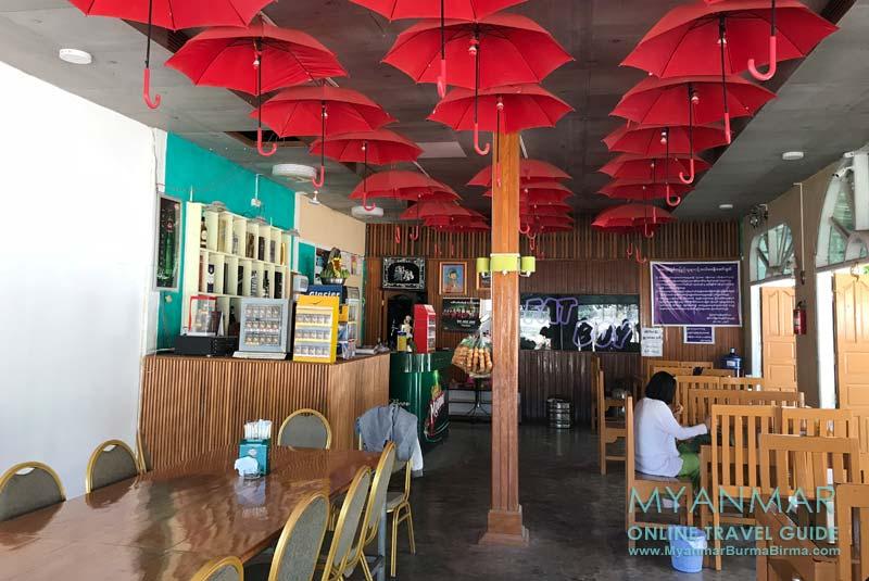 Myanmar Reisetipps   Loikaw   Fat Boy Restaurant