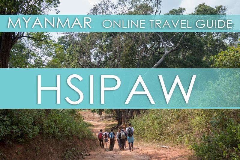 Tipps für Hsipaw - Trekking