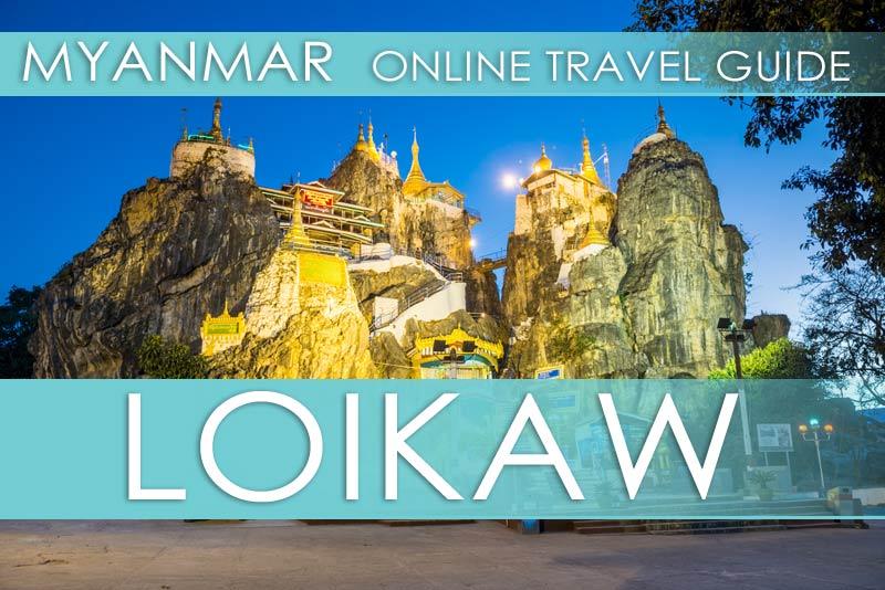 Myanmar Reisetipps - Loikaw