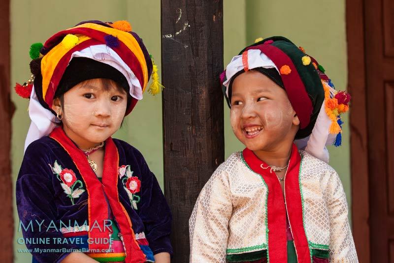 Myanmar Reisetipps | Hsipaw | Palaung in Pankam