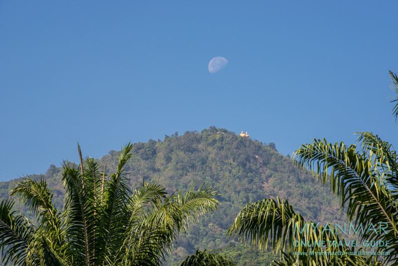 Myanmar Reisetipps | Dawei | Pagode Lek Khant Hill