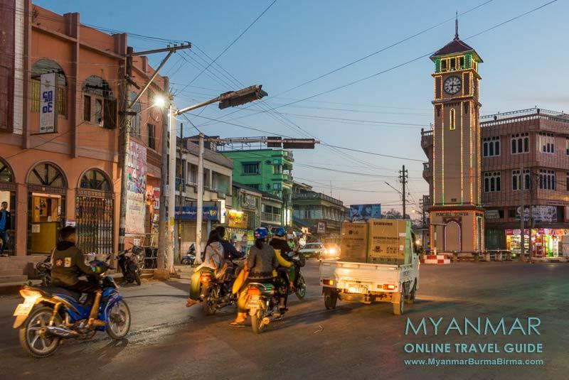Myanmar Reisetipps | Pyin U Lwin | Purcell Tower