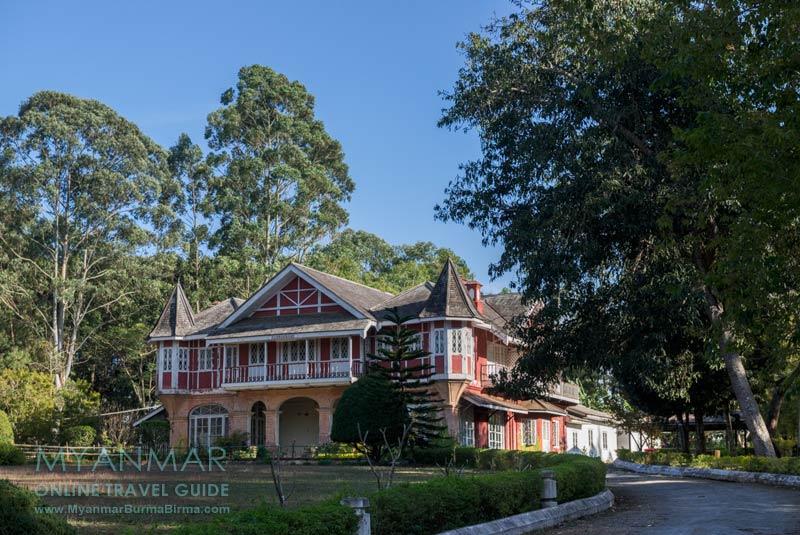 Myanmar Reisetipps | Pyin U Lwin | Candacraig Villa