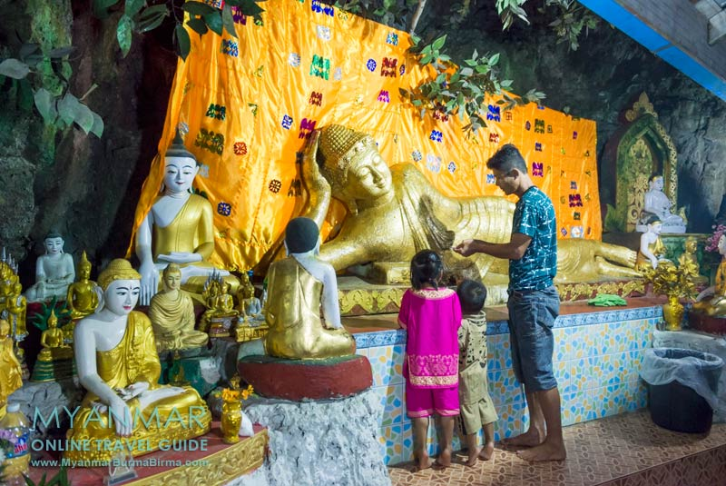 Myanmar Reisetipps | Pyin U Lwin | Höhle Peik Chin Myaung
