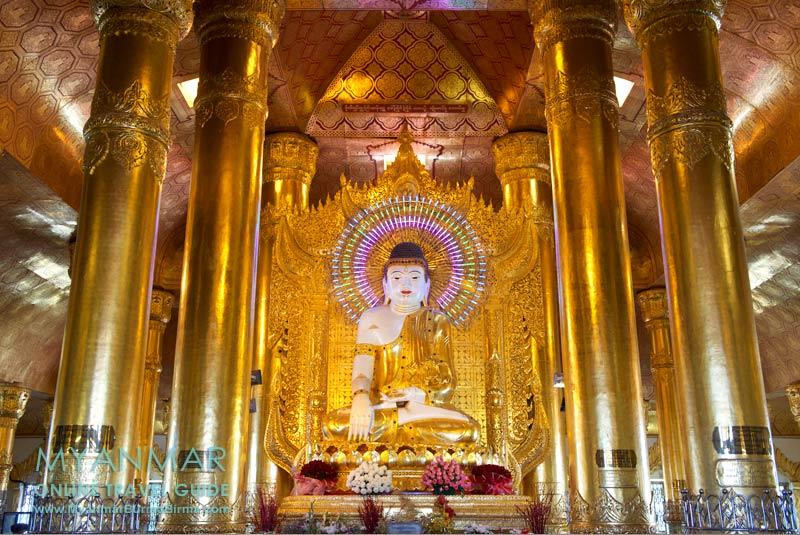 Myanmar Reisetipps | Pyin U Lwin | Pagode Maha Aunt Htoo Kan Thar