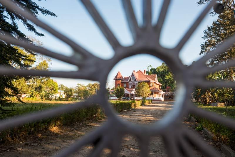 Myanmar Reisetipps | Pyin U Lwin | Tapsy Villa
