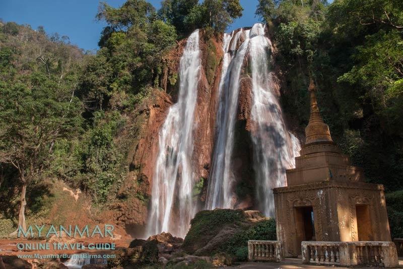 Myanmar Reisetipps | Pyin U Lwin | Wasserfall Dat Taw Gyaint