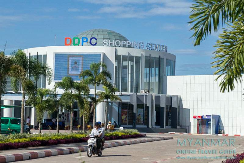 Myanmar Reisetipps | Dawei | DDPC Shopping Center