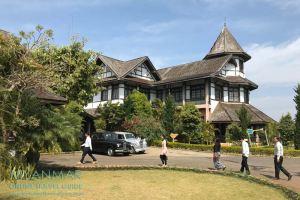 Myanmar Reisetipps | Pyin U Lwin | Governor's House
