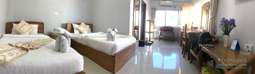 Myanmar Reisetipps | Pyin U Lwin | Hotel Maymyo