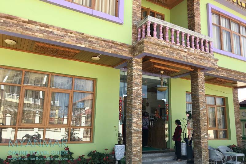 Myanmar Reisetipps | Pyin U Lwin | Hotel Rich