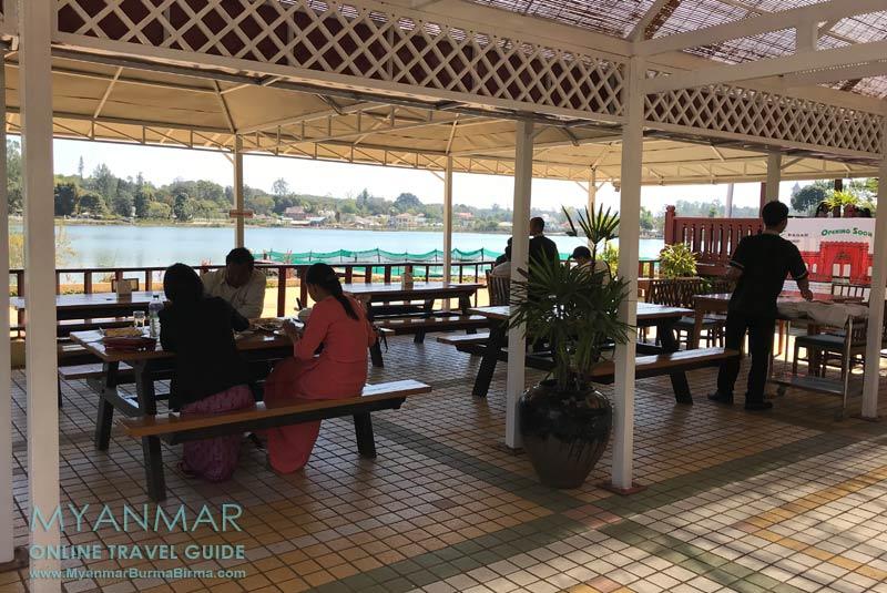Myanmar Reisetipps | Pyin U Lwin | Lake Front Feel Café
