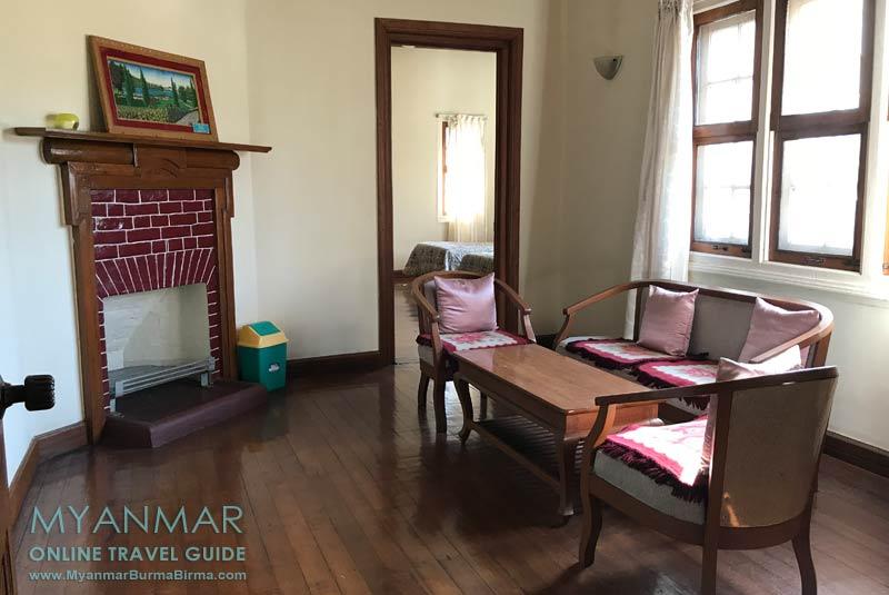 Myanmar Reisetipps | Pyin U Lwin | Orchid Nan Myaing Hotel