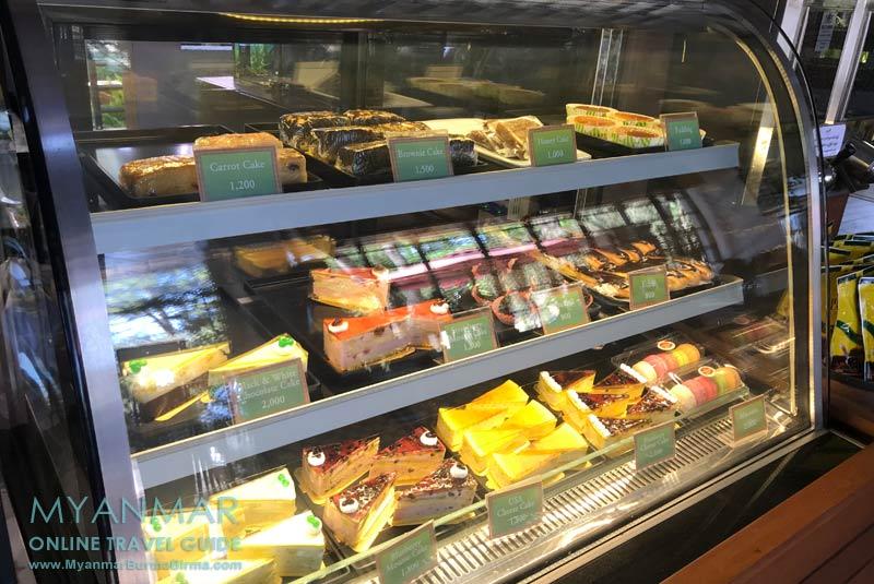 Myanmar Reisetipps | Pyin U Lwin | Pan Taw Win Restaurant + Café
