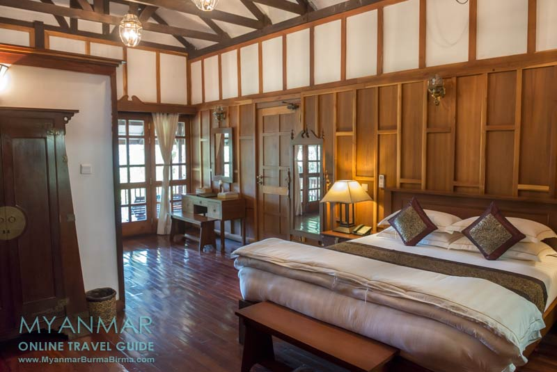 Myanmar Reisetipps | Pyin U Lwin | The View Resort