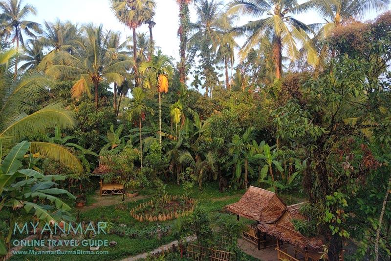 Myanmar Reisetipps | Dawei | Myanmar Reisetipps | Dawei | Kochschule, Massage und Spa in Ayinsa Gardens