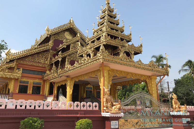 Myanmar Reisetipps | Dawei | Pagode Shin Mothi Htee