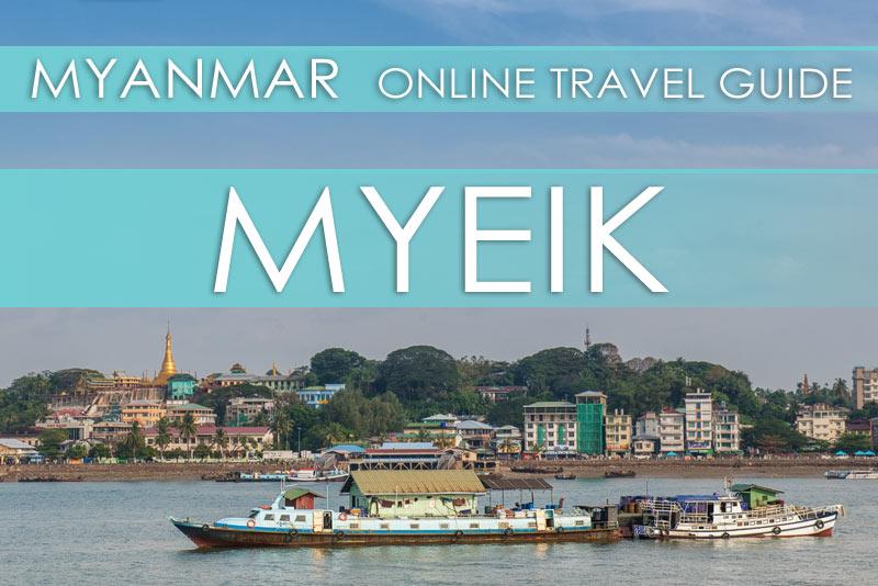 Myanmar - Tipps für Myeik