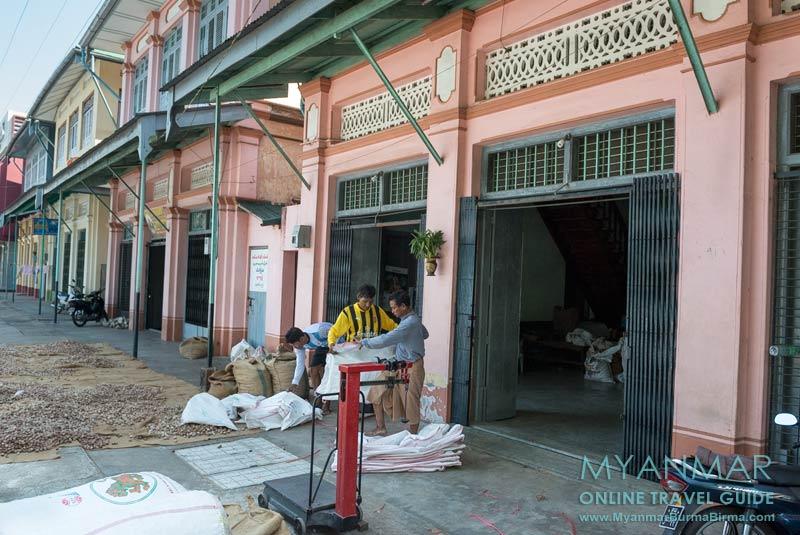 Myanmar Reisetipps | Myeik | Alte chinesische Handelshäuser