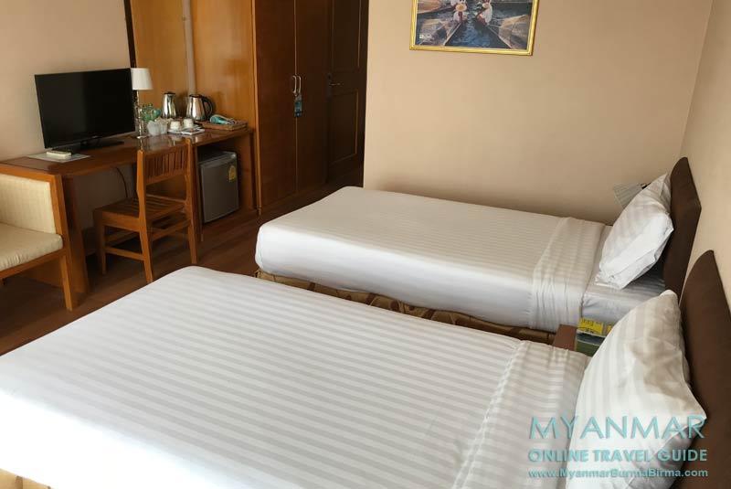 Myanmar Reisetipps | Myeik | Hotel Grand Jade