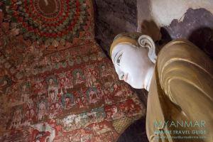 Myanmar Reisetipps | Ausflug von Monywa | Dorf A Myint - Little Bagan